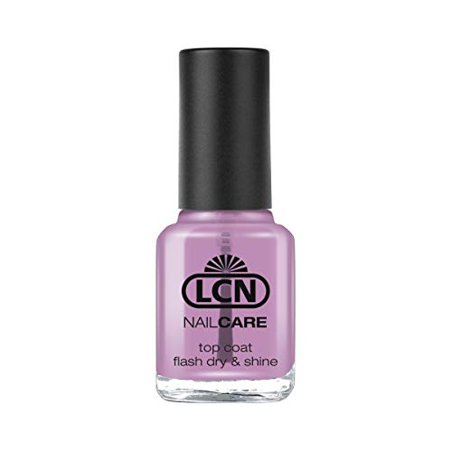 LCN Top Coat Flash Dry and Shine, 8ml