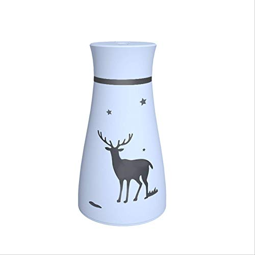 MIOAF Beautiful Mini Usb Humidifier, Suitable For Bedroom, Car, Office, Not Only A Humidifier But Also A Beautiful Decoration, The Best Choice In Your Life.