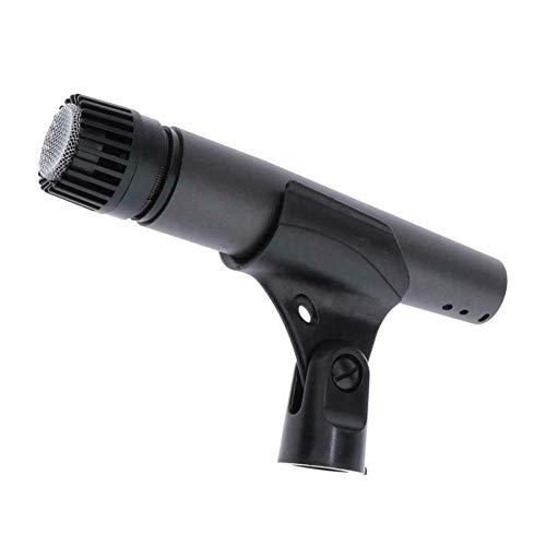 Lionina Kabelgebundenes Mikrofon, SM57 Kabelgebundenes Mikrofon Dynamisches Gesangsmikrofon, Home Recording Hi-Fidelity-Sprachkonferenz-Mikrofon-System-Set