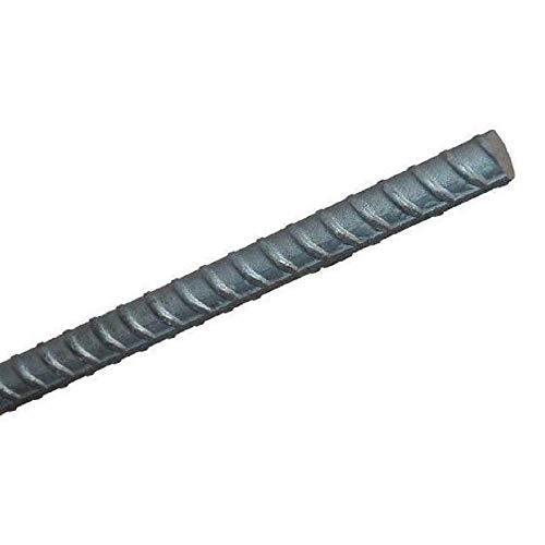 Varilla de acero armado, para hormigón reforzado, longitud 1000 mm, diámetro 6 mm, 8 mm, 10 mm, 12 mm, 16 mm, 20 mm (12 mm)