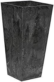 ArtStone 35138 Ella Tall Planter Black 13 5 inch product image