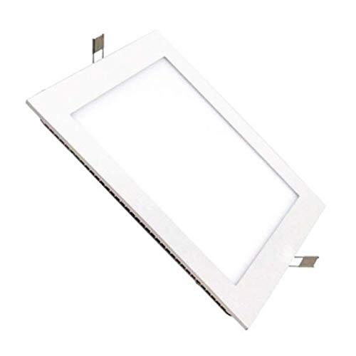 Piastra Quadrata a LED 20W Bianco Neutro 4000k-4500k Pannello SuperSlim ONSSI LED
