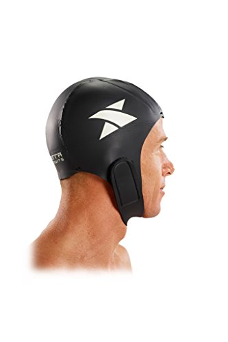 Xterra Wetsuits - Neoprene Swim Cap - Performance Swimming Cap for Men, Women, Kids (Small/Medium)