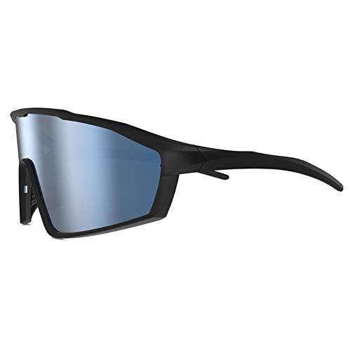 SAHWIN Gafas Sol Polarizadas Hombre Mujer Gafas De Sol Deportivas UV 400 Protección Gafas, Intercambiables para Ciclismo Correr Golf Beisbol Surf Conducción Esquiando,Style5