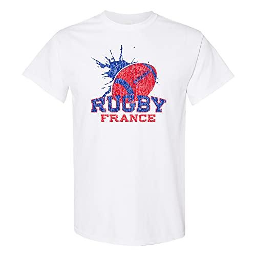 Camiseta De Fútbol Francia  marca UGP Campus Apparel