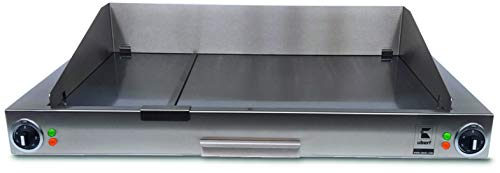Ubert Premium Griddleplatte, 9,0kW/400V