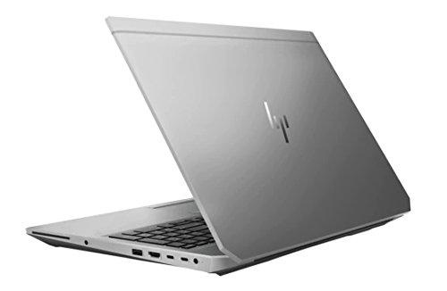 HP ZBook 15 G5 XE-2186M 6C 2.9GHz 39,6cm 15,6Zoll UHD AG Nvidia P2000/4GB 2x16GB DDR4 512GB/M2SSD AC BT FPR NFC W10PRO64 3J Gar.(DE)