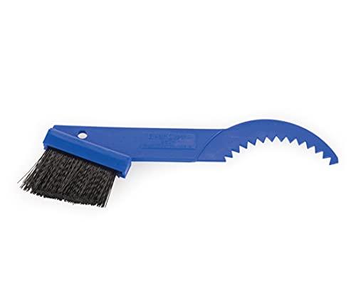 ParkTool GSC-1 - Cepillo limpiador de dientes de bicicleta, color azul