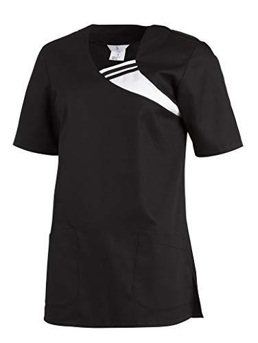 Leiber, pullover,08/1255, donna, Black - black, L