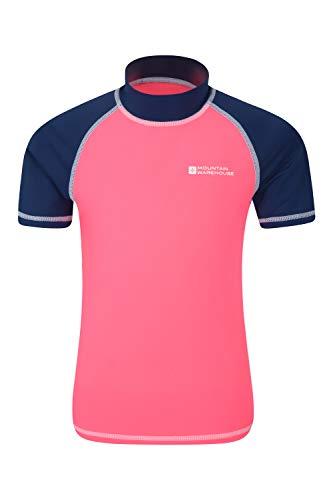 Mountain Warehouse - Radsport-Anzüge für Mädchen in Fuchsia, Größe 9-10 Jahre