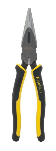 Stanley 89-870 8.5-Inch Long Nose Plier with Cutter