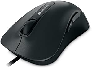 Microsoft Comfort Mouse 6000 - Ratón (Óptico, USB, Negro)