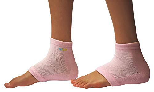 KidSole RX Gel Sports Sock for Kids with heel sensitivity from Severs Disease, Plantar Fasciitis. US Kid
