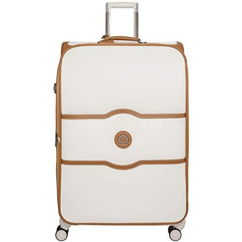 Delsey Chatelet Soft valigia a 4 ruote 84 cm angora
