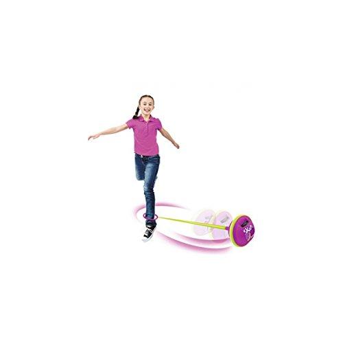 Hop It, Corde à Sauter pour cheville avec compteur intégré, jusqu'à 1000 tours, Fonctionne sans piles, Jouet pour enfants dès 3 ans, HPT00