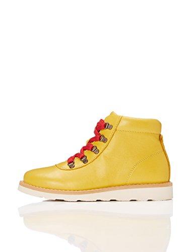 RED WAGON Desert Boots, Gelb (Yellow), 25.5 EU