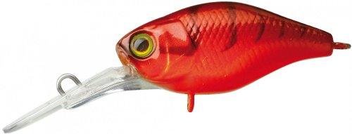 Illex Deep Diving Chubby 38 Wobbler Serie Jackall, Muster:Red Craw