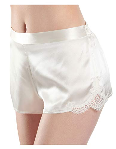 Aubade Damen Schlafanzughose D'amour, Beige (Nacre Nacr), 40 (Herstellergröße: 3)