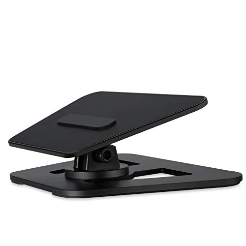 Magnetic Metal Adjust Up and Down Angle Adjustable Smart Home Accessories Mount Stand Holder for Amazon Echo Show 8.