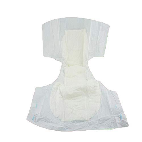 Windeln für Erwachsene 1300ml ältere Windel Maternal Zipper Hosen für Männer und Frauen Windeln L Großer,1 pack