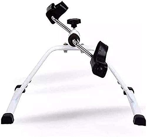 ZHZHUANG Mini Senior Rehabilitación Ejercicio Bicicleta Ancianos Actividad Anciana Límite Inferior Pierna Trainer -El Pedal, Equipos de Fitness Indoor