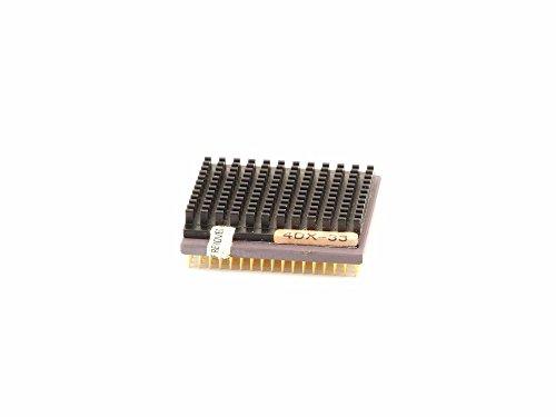 Intel 4DX-33 Twinhead Slimnote-486 4DX/33T Notebook CPU Chip Prozessor Cooler (Generalüberholt)