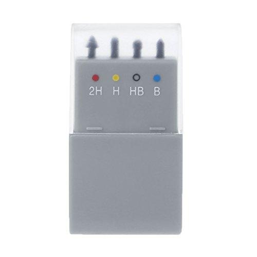 huiingwen Refill Tip Set for Microsoft Surface Pro 4 Stylus Touch Pen RJ3-00004 2H H HB B