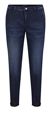 MAC Jeans damesbroek nieuw in de winkel Chino blauw-middel