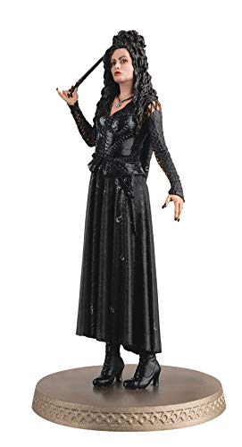 Eaglemoss- Wizarding World Collection Harry Potter Estatua Bellatrix Lestrange, Multicolor (EAMOWHPUK016)