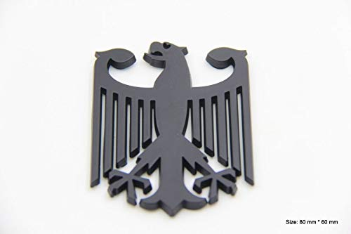 B425 Adler Wappen Deutschland Emblem Truck Kfz Badge auto Bundesadler aufkleber 3D car Sticker
