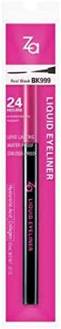Za Liquid New Max 71% OFF life Eyeliner BK999 0.5ml-The Ultra-Thin Flexible Ac Brush
