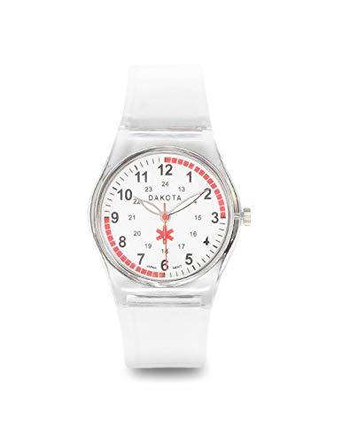 Best Waterproof Watches for Nurses - Dakota Water Resistant Plastic Nurse Watch