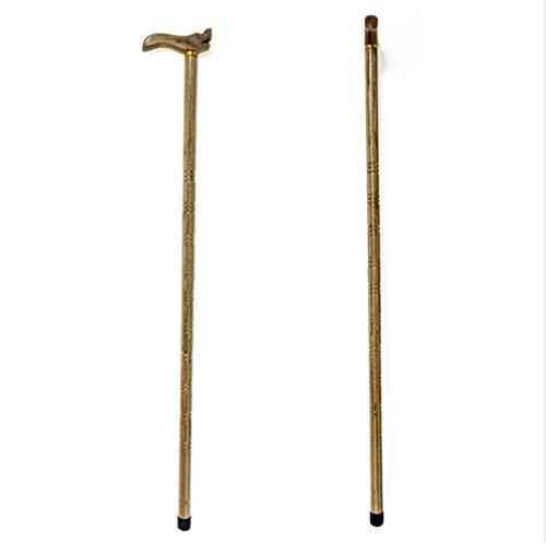 LOO LA Seniors Houten krukken Houten Rietjes Sticks Oude Mensen Geweldige Gezondheid Houten Wandelen Stick (2PCS)