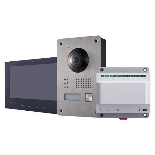 Kit de Videoportero 2 Hilos IP de Safire 1L