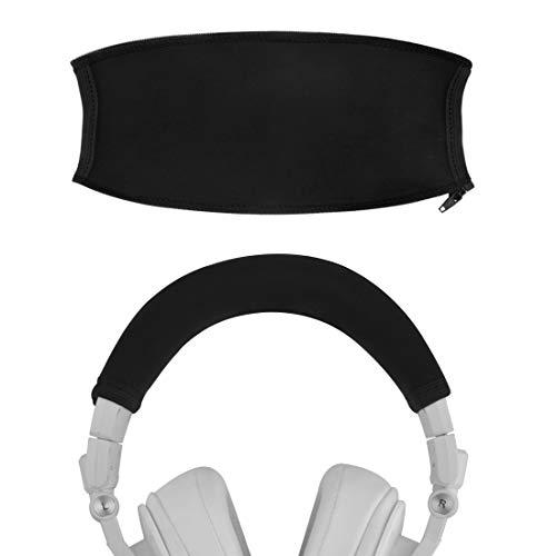 geekria Haarband Cover kompatibel ATH M50x, M50x WH, M50x BB Kopfhörer/Kopfhörer Bügel Protector Reparatur Teilen/einfache DIY Installation kein Werkzeug erforderlich