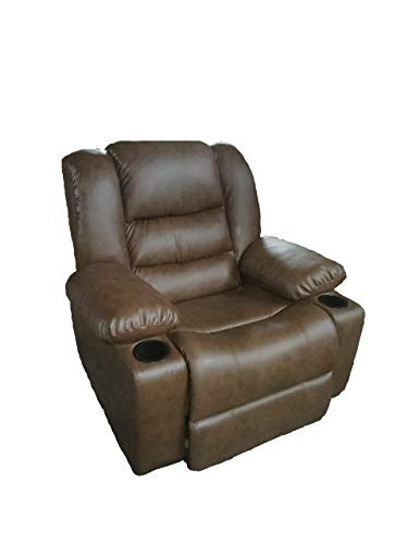 Innovate Motorized Recliner 3_Brown