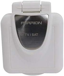 Furrion Mini RV TV/SAT Inlet Square - FTVINS-PS
