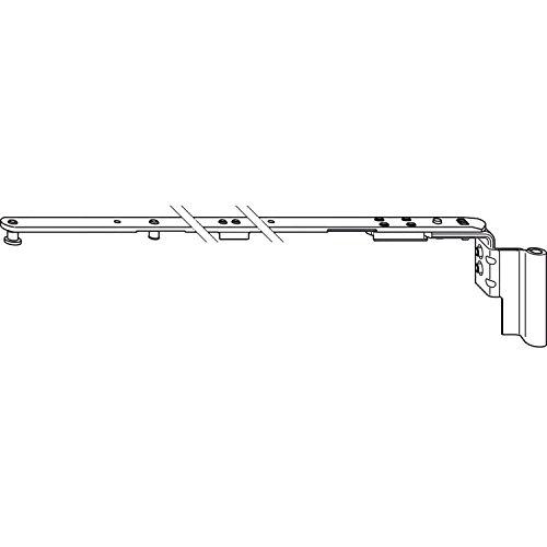 WINKHAUS Schere SK1.20-13.RS.WS, 12/20-13V, FFB 270-600 mm, rechts, weiß