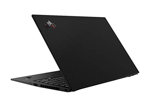 Product Image 1: Latest Gen 8 Lenovo ThinkPad X1 Carbon 14″ FHD Ultrabook (400 nits) with 10th Gen Intel i7-10510U Processor up to 4.90 GHz, 1 TB PCIe SSD, 16GB RAM, and Windows 10 Pro