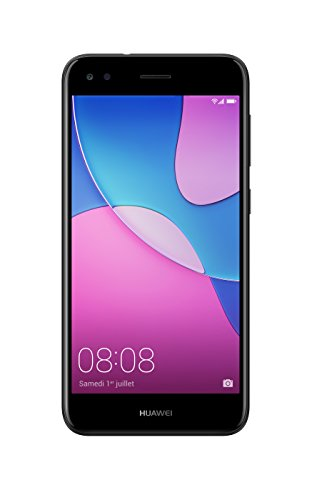 Huawei Y6 Pro 2017 Smartphone (12,7 cm (5 Zoll) IPS-Display, 16 GB Speicher, Android 7.0) Schwarz