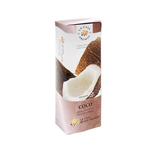 Incienso Coco 120 Varillas (Pack 6 Sticks)   La casa de los Aromas