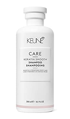 KEUNE CARE Keratin Smoothing Shampoo, 10.1 Fl oz