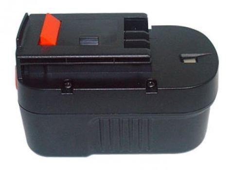 PowerSmart® 1700mAh Ni-MH 14.40V Batería para Black & Decker HP146F3K, HP146FBH, HP148F2, HP148F2B, HP148F2K, HPD1400, HPD14K-2, HPS1440, KC2002F, KC2002FK, RD1440K, RD1441K, SS14, SX4000,