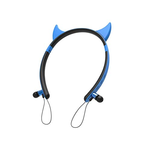 SMEJS Bluetooth Auriculares Binaural Llame a True Wireless Auriculares 20H Tiempo de Juego HD estéreo de Sonido de Graves Mini Bluetooth en Ear Auriculares con micrófono Incorporado