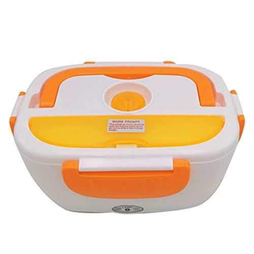 GFCGFGDRG Portable Chauffage électrique Gamelle Bureau séparé Warmer Portable séparé école...