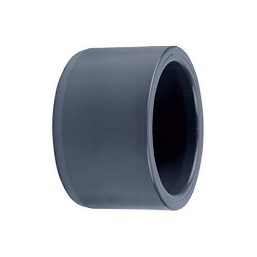 PVC Reduktion kurz 25x20mm mit Klebenippel / Klebemuffe bis 16Bar TOP Qualität
