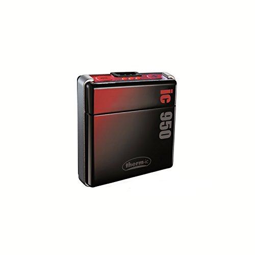 therm-ic Warme Füße Smartpack 950 EU Akku, schwarz, one Size