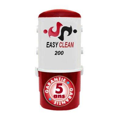Aspiration centralisée EASY-CLEAN 200 garantie 5 ans (jusqu'a 180 M²)