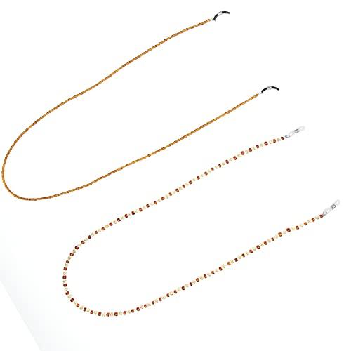 Cadena para anteojos, Correa de plástico para anteojos para hombre y mujer para anteojos