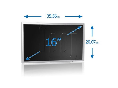 OEM Laptop Display LTN160AT01 16.0 Inch 1366x768 Glänzend